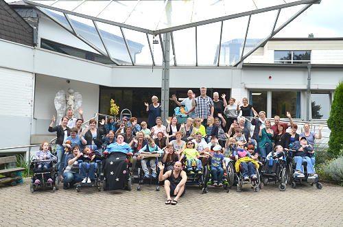 Familienfreizeit 2016 am Möhnesee