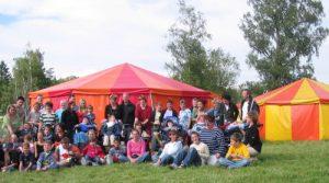 Familienfreizeit 2005