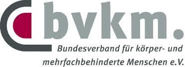 Logo Bundesverband für körper- und mehrfachbehinderte Menschen e.V.