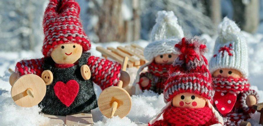INTENSIVkinder Weihnachtsgruss